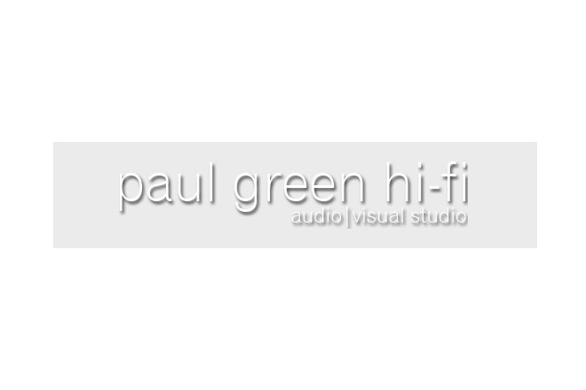 Paul Green Hi-Fi logo