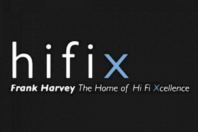 Frank Harvey Hi-Fi Excellence logo