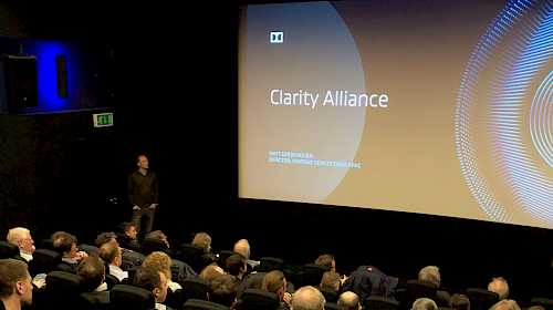 The Clarity Hi-Fi Industry Conference 2019